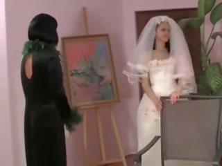 bruid, moeder