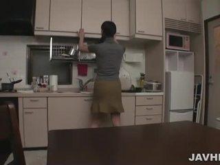 Japonesa casal em casa