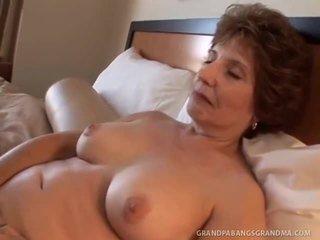 Elder סבתא amy lynn wishes ענק dong