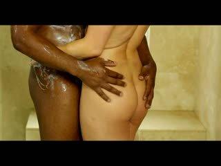 anal, interracial, massagem