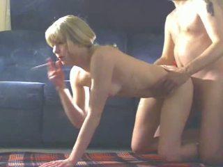 smēķēšana, dzimums, fetišs