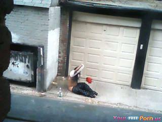 Ficken ein prostituierte im an alley