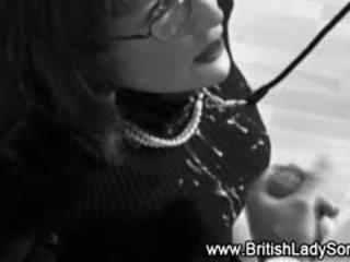 nice british hq, rated blowjob, cumshot