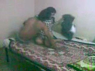 Innocent looking bengali gf getting fucked by kanya bf