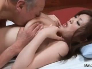Sexy Asian Babe Gets Horny Part2