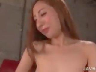 بري و المتشددين اللعنة مع ل جميل الآسيوية دمية named