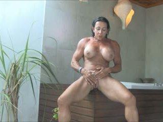 buah dada besar, milfs, webcam