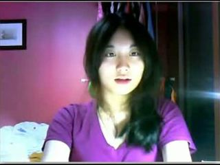 الآسيوية في سن المراهقة teasing في حدبة
