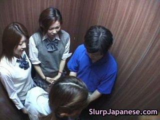 Misaki Nana, Kamiya Arika And Murai