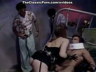 Christy canyon, peter north uz bdsm pavēlniece lets the vergs jāšanās viņai uz 70s porno
