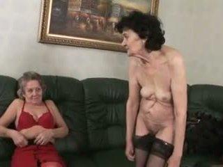 レズビアン, おばあちゃん, 成熟する