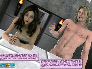 3d komikss pasaule minecrack chronicles 26