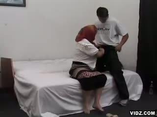 Overvektig besta wants puss filled med kvinne meat