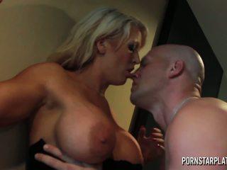 PornstarPlatinum - Alura Jenson and BF Fuck