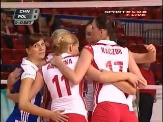 Poland volley κώλος