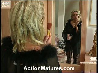 Agatha rolf leggy ina sa action