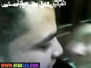 Hijab líbání salope video