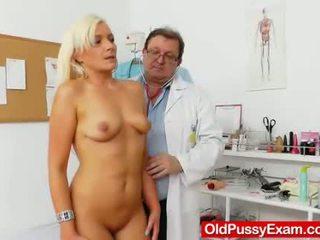 bác sĩ, đốm, gynochair