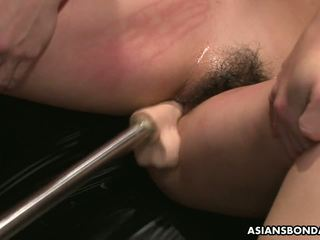 Slamming ji s hračky tak ona gets pryč těžký: volný porno 64
