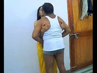 romantique, indien, marié
