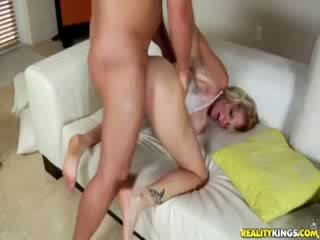 My small dick makes her feel good!