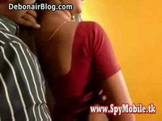 Indické pár príťažlivé film sex scéna