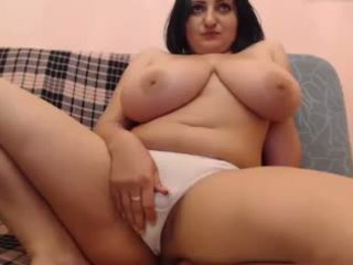 Webcams 2015 - Romanian with BIG ASS TITTIES 4: OhMiBod Show
