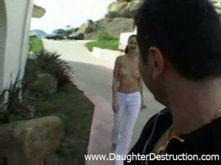 Papa loves bis humiliate seine teen tochter