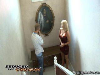 bröst, hardcore sex, blondiner