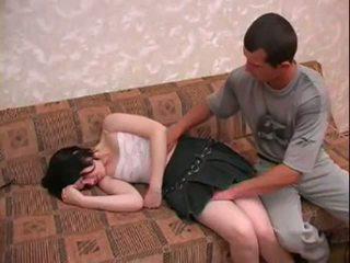 Full sister molested av bror