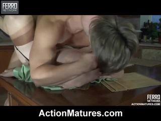 hardcore sex, bármilyen érlelődik, megnéz mature porn