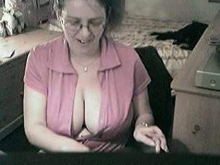 glasses, big naturals, webcams