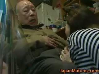 Jaapani milf enjoys kuum seks part6