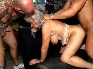 বিগ boobs, grannies, matures