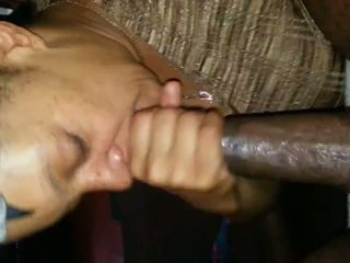 Light skinned ebony with a great head game