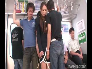 غريب الآسيوية فتاة facialed