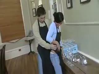 Dishwasher wants the офіціантка