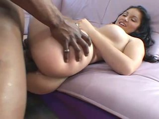 Latina sgualdrina emma cummings getting enorme cazzo in culo
