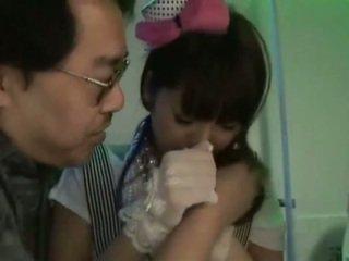 Aziatike e lezetshme japoneze vajzat jetoj vid