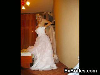 Echt pop amateur brides!