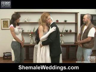 Amesteca de filme de transexual weddings