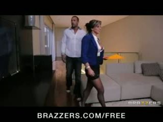 Esperanza Gomez - SEXY Spanish real estate agent fucks her client to make a sale