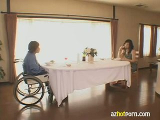 japanisch, frau, sexy