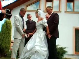 wedding, европейски, оргия