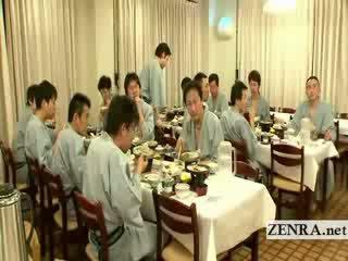 Japán meztelen sushi preparation ritka mögött a jelenetek