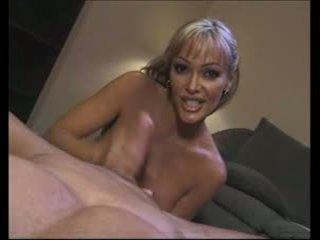 blondes, big boobs, handjobs