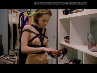 Kristen stewart naakt scène in persoonlijk shopper.
