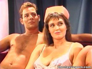 gruppe sex, pornostjerner, vintage