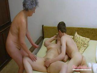 Omahotel alt dreier haarig reif masturbation: porno 0d