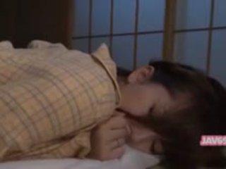 Ihastuttava seksikäs korealainen tyttö perseestä